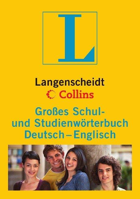 Langenscheidt Collins Großes Schul- und Studienwörterbuch Englisch -