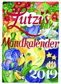 Lutzis Mondkalender kurz 2019 - Andrea Lutzenberger