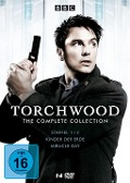Torchwood - The Complete Collection - Die komplette Serie mit Staffel 1 & 2, Kinder der Erde, Miracle Day -