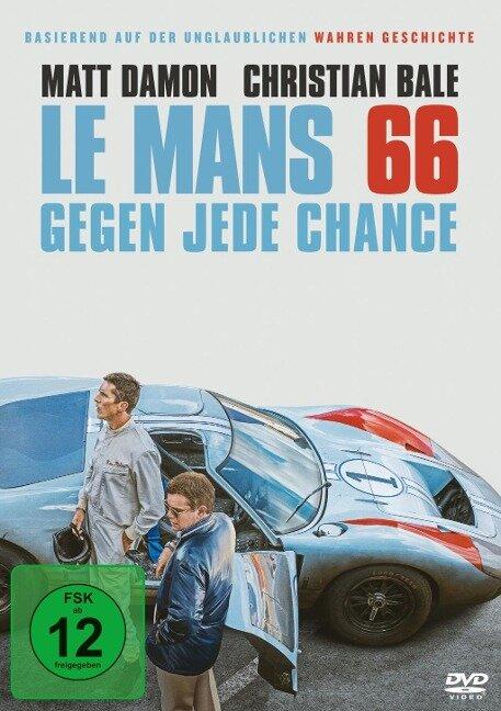 Le Mans 66 - Gegen jede Chance - Jez Butterworth, John-Henry Butterworth, Jason Keller, James Mangold, Marco Beltrami