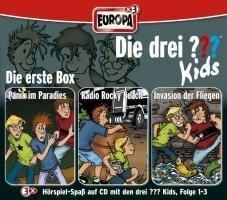 Die drei ??? Kids. 3er-Box Folgen 1-3 (drei Fragezeichen) 3 CDs -