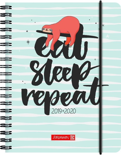 BRUNNEN Schülerkalender 2019/20 Fauli -