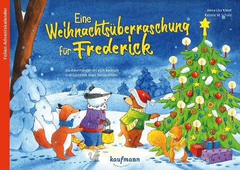 Eine Weihnachtsüberraschung für Frederick - Anna Lisa Kiesel