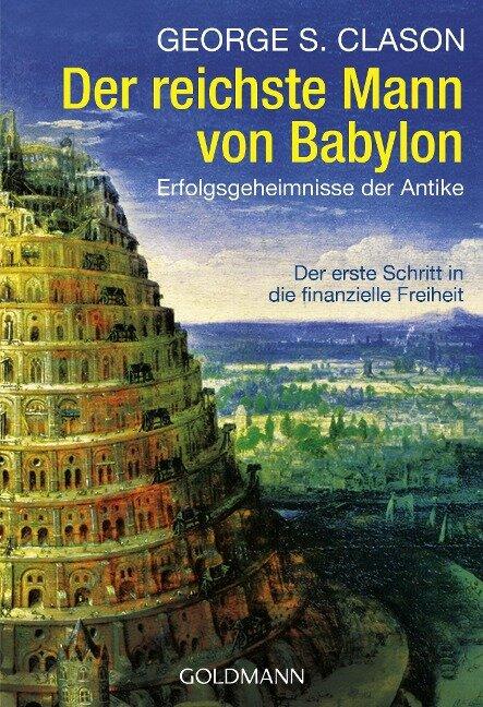 Der reichste Mann von Babylon - George Samuel Clason