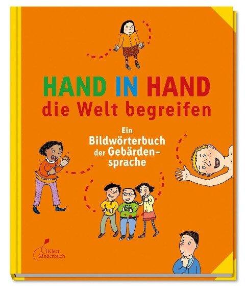 Hand in Hand die Welt begreifen -