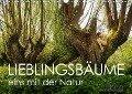 Lieblingsbäume - eins mit der Natur (Wandkalender 2018 DIN A3 quer) - Ulrich Allgaier (Ullision)