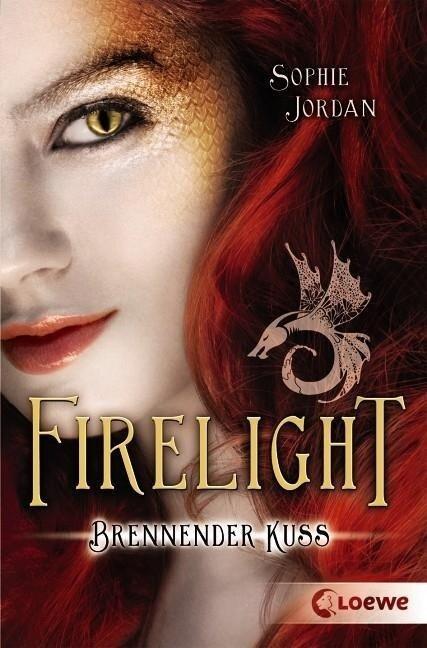 Firelight 01. Brennender Kuss - Sophie Jordan