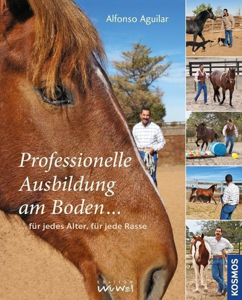 Professionelle Ausbildung am Boden - Alfonso Aguilar