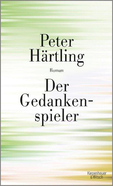 Der Gedankenspieler - Peter Härtling