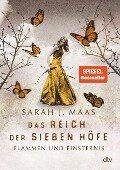 Das Reich der Sieben Höfe 02 - Flammen und Finsternis - Sarah J. Maas