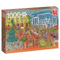 Piccadilly Circus, London - 1000 Teile Puzzle -