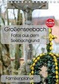 Großenseebach - Fotos aus dem Seebachgrund (Tischkalender 2019 DIN A5 hoch) - N. N
