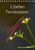 Libellen / Familienplaner (Tischkalender 2018 DIN A5 hoch) - Andrea Potratz
