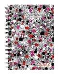 Schülerkalender AS13 Suzie Q 2017/2018 A5 -