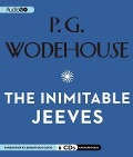 INIMITABLE JEEVES 6D - P. G. Wodehouse