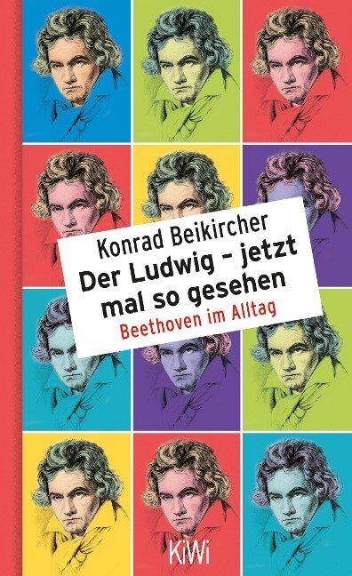 Der Ludwig - jetzt mal so gesehen - Konrad Beikircher
