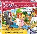Bibi und Tina CD-Box: Endlich Ferien! -
