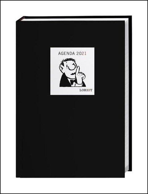 Loriot Agenda A5 - Buchkalender 2020 -