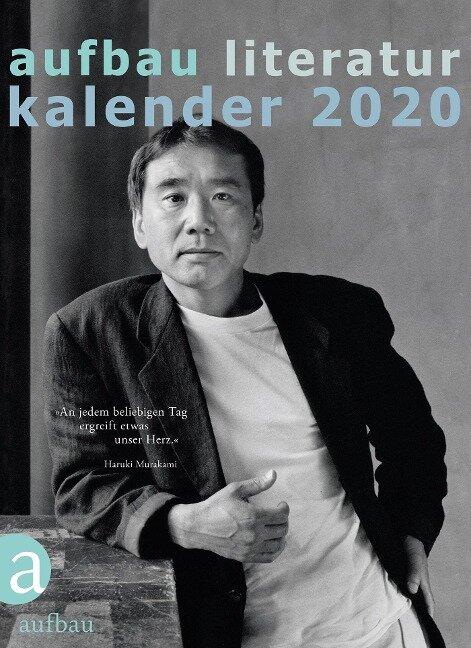Aufbau Literatur Kalender 2020