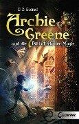 Archie Greene und die Bibliothek der Magie - D. D. Everest