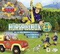 Feuerwehrmann Sam - Hörspielbox 5 -