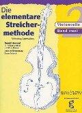 Die elementare Streichermethode 02 Violoncello - Sheila Mary Nelson