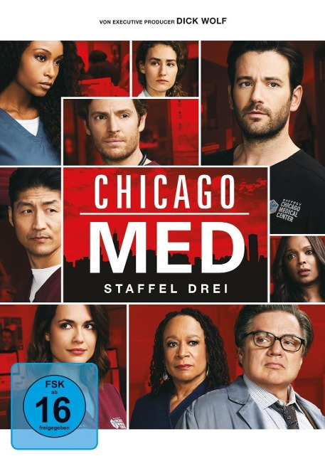 Chicago Med - Staffel 3 -