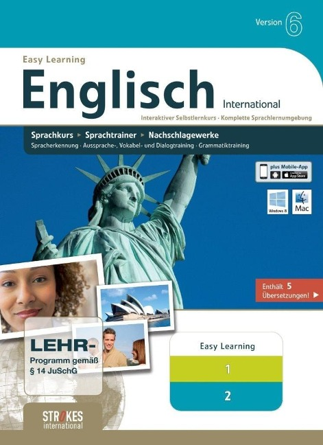 Strokes Easy Learning Englisch 1+2 -