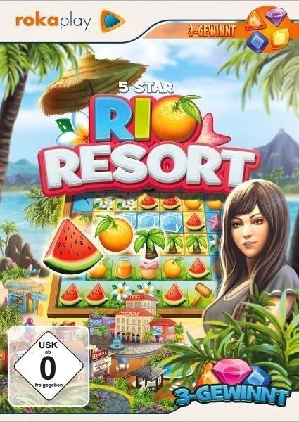 rokaplay - 5 Star Rio Resort. Für Windows Vista/7/8/8.1/10 -