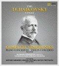 The Tchaikovsky Cycle - The Moscow Radio Symphony Orchestra, Pjotr Iljitsch Tschaikowski