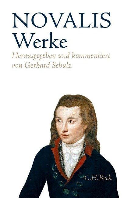Werke - Novalis