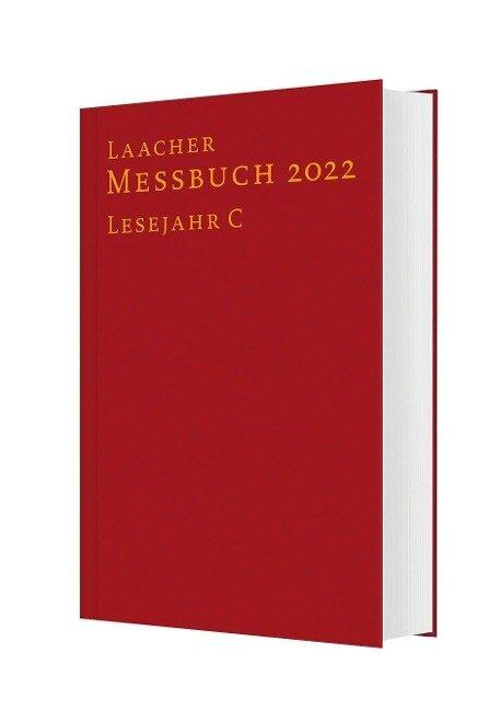 Laacher Messbuch 2022 gebunden -