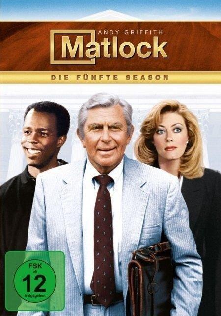 Matlock - Season 5 -