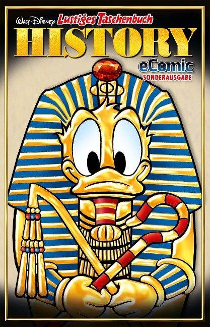 Lustiges Taschenbuch eComic Sonderausgabe History - Walt Disney