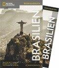 NATIONAL GEOGRAPHIC Reisehandbuch Brasilien - Gregor Rabe, Bill Hinchberger