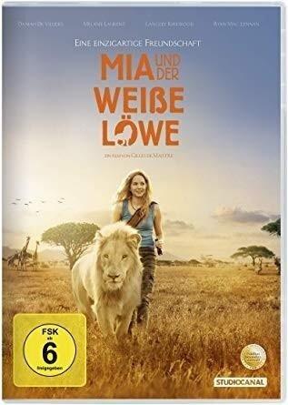 Mia und der weiße Löwe -