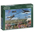 Family Airshow - 1000 Teile Puzzle -