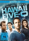 Hawaii Five-O (2010) - Season 3.2 (3 Discs, Multibox) -