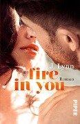Fire in You - J. Lynn