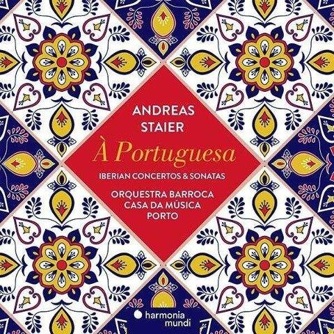 A Portuguesa - Andreas/Orquestra Barocca Casa Da Musica de Staier