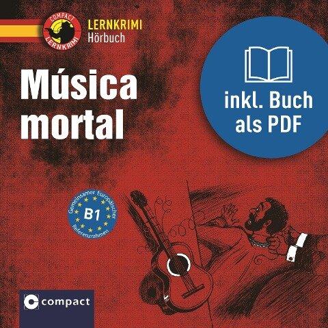 Música mortal - García María Fernández