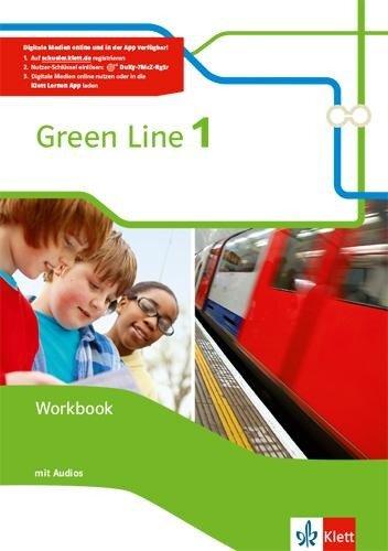 Green Line 1. Workbook mit Audio CD. Neue Ausgabe -