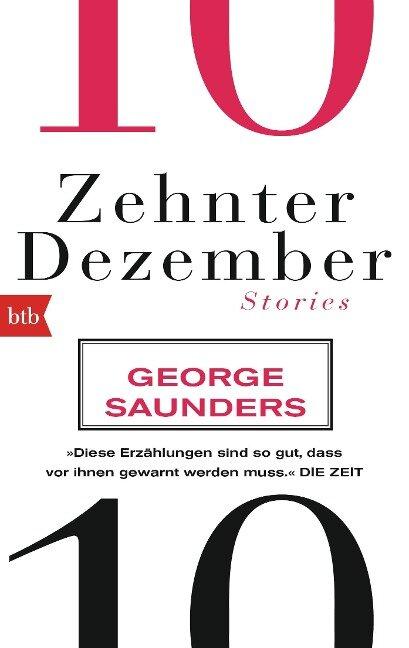 Zehnter Dezember - George Saunders