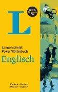 Langenscheidt Power Wörterbuch Englisch - Buch und App -