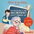 Der Tag, an dem die Oma das Internet kaputt gemacht hat, Der Ostermann, Prinzessin Popelkopf - Marc-Uwe Kling, Boris Löbsack