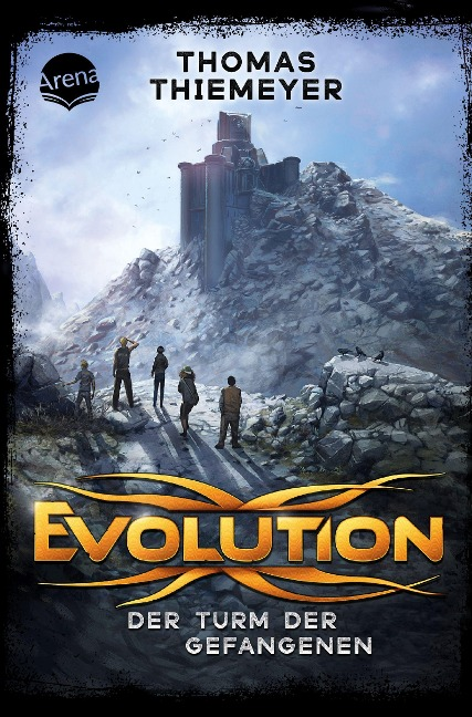 Evolution 2. Der Turm der Gefangenen - Thomas Thiemeyer