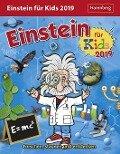 Einstein für Kids - Kalender 2019 - Achim Ahlgrimm, Martina Rüter, Katia Simon