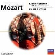 Klaviersonaten KV 331,332,333 - Andras Schiff