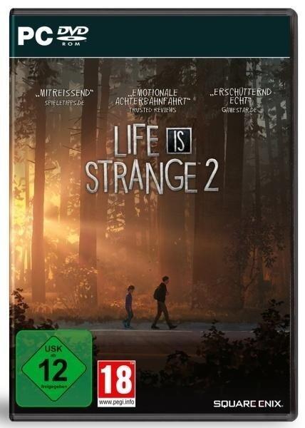 Life is Strange 2. Für Windows 8/10 (64-Bit) -