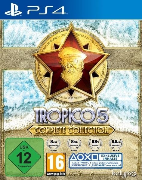 Tropico 5 Complete Collection (Playstation PS4) -